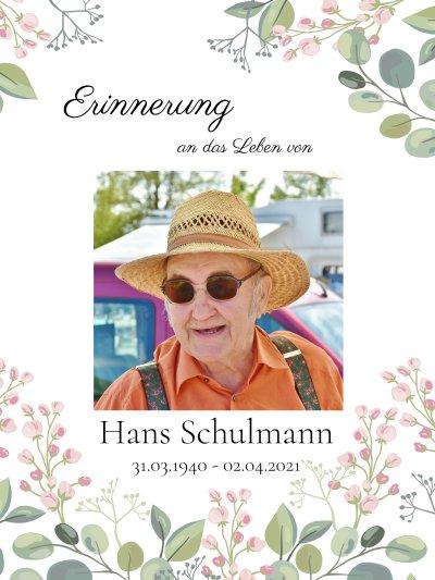 Erinnern an den Verstorbenen Blumenportrait Trauerbild mit einem Foto